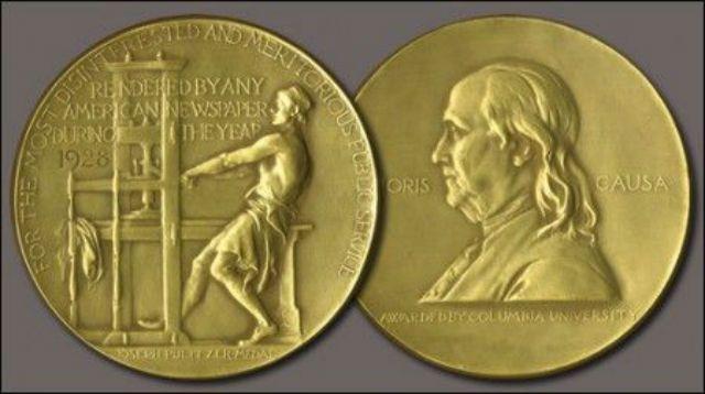 Premio Pulitzer 2015, i vincitori: il New York Times ottiene tre riconoscimenti