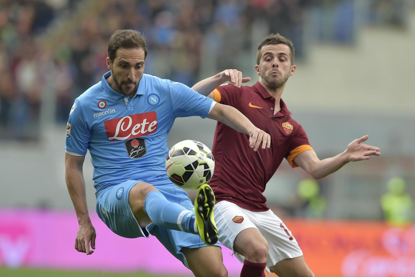 Roma batte Napoli 1-0 e ritorna alla vittoria che mancava dal 30 novembre