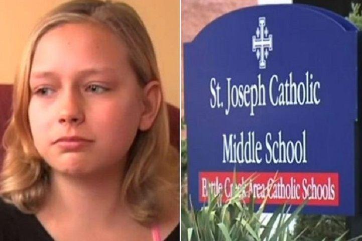 Malata di leucemia assente per le cure cacciata dalla scuola cattolica