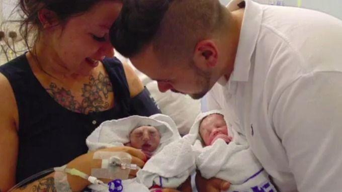 Neonato vive solo due ore: è il donatore di organi più giovane di sempre