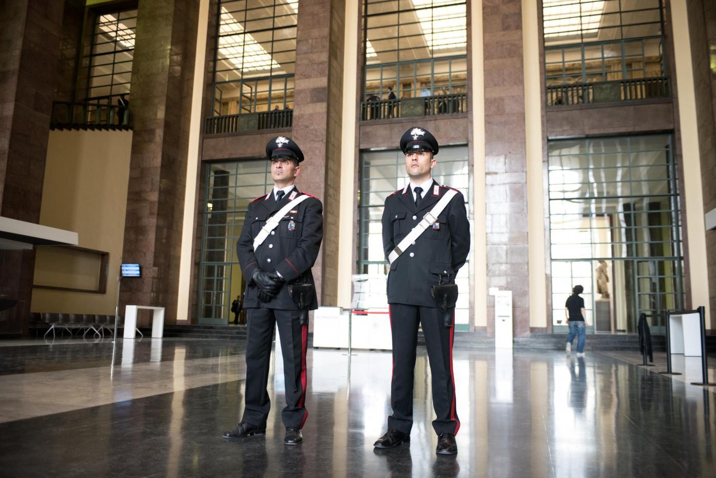 Tribunale Milano ricostruzione strage