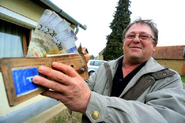 Ivica Jerkovic, l'uomo croato che ha ritrovato il denaro perso 14 anni prima