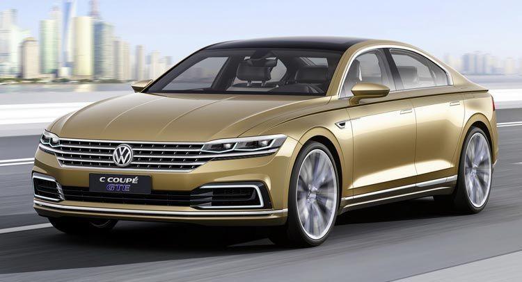 VW C Coupe GTE Concept 0