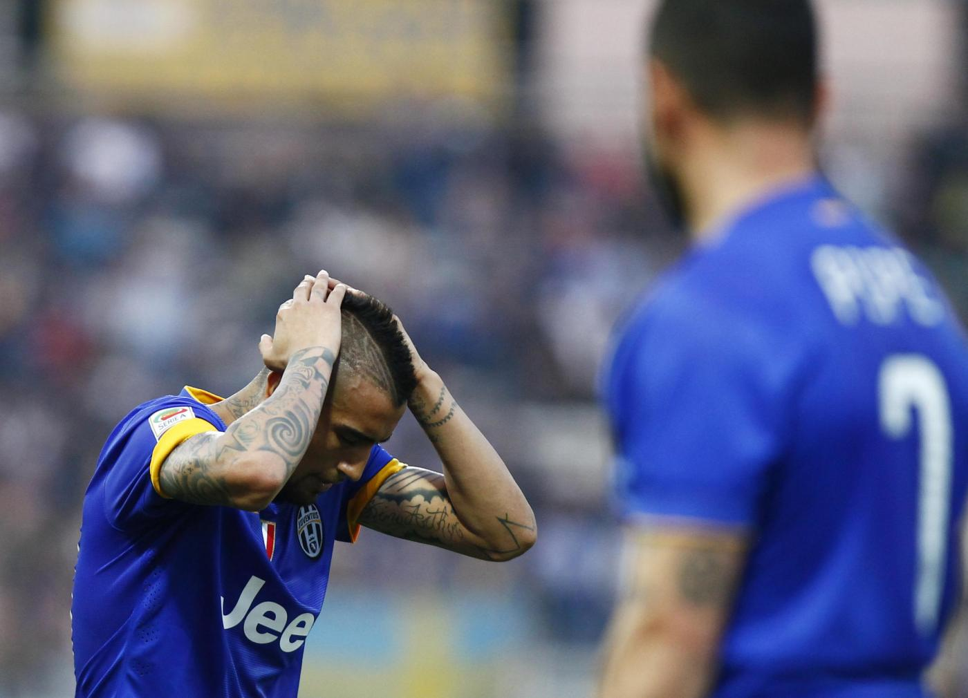 Parma vs Juventus 1-0: figuraccia di Allegri nel testa coda