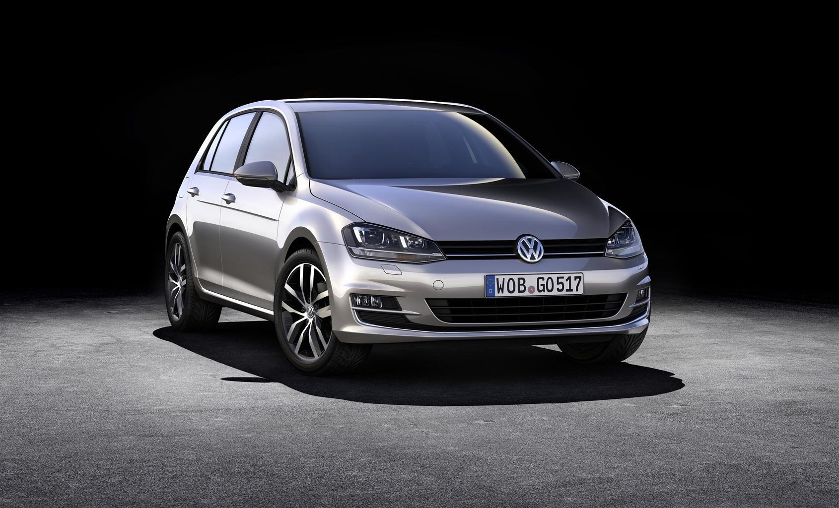 Volkswagen Golf 7: confronto con le sue rivali [FOTO]
