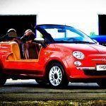 Fiat 500C by Castagna: voglia di sole e di mare