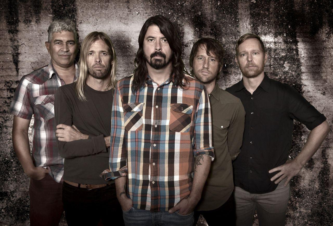 Foo Fighters tour 2015 in Italia