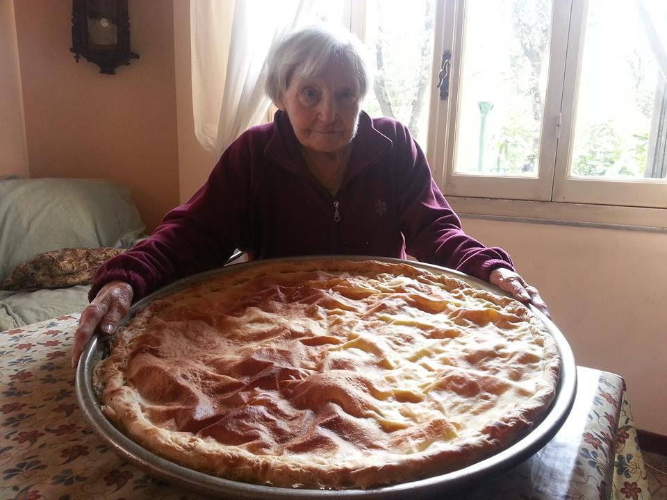Nonna Leonilda apre un home restaurant a 96 anni