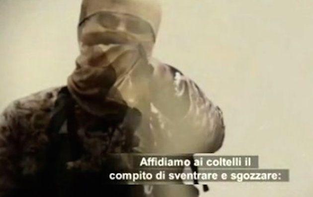 Inno dell'Isis in italiano diffuso sul web: «Più a lungo mi combatterai, più soffrirai»