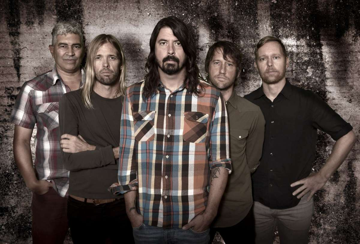 Foo Fighters tour 2015 in Italia: concerti a novembre a Bologna e Torino