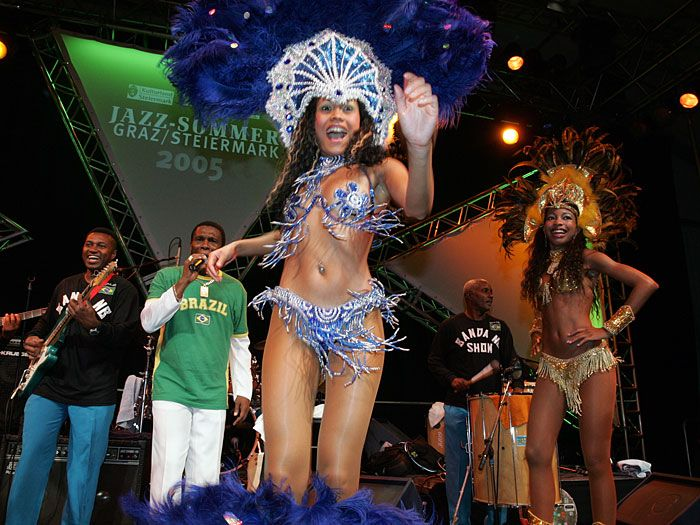 Musica brasiliana famosa: compilation di canzoni da ballare