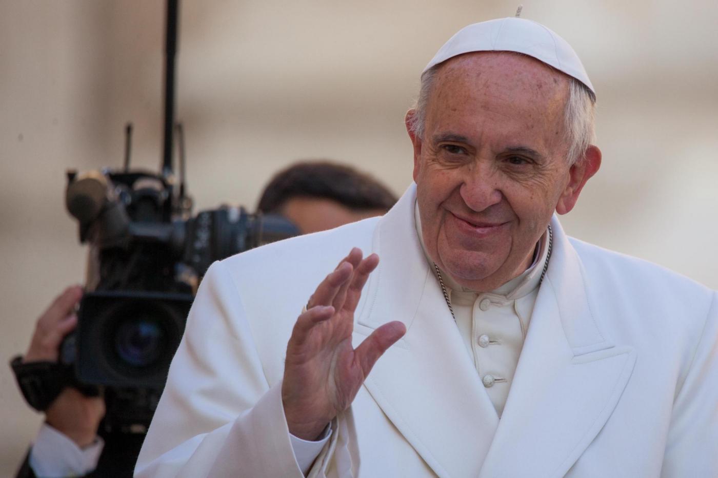 Papa Francesco: Udienza Generale del Mercoledì in Piazza San Pietro
