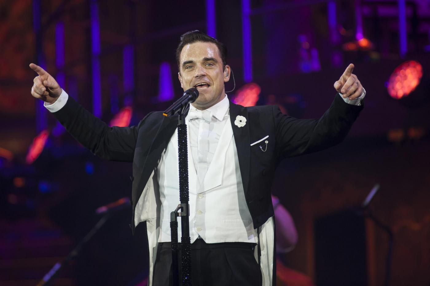 Robbie Williams, concerto in Italia: il 13 agosto in Costa Smeralda