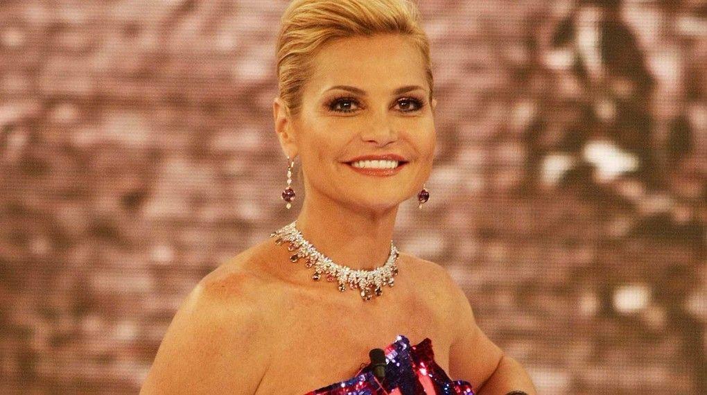 Simona Ventura compie 50 anni: buon compleanno alla signora della tv