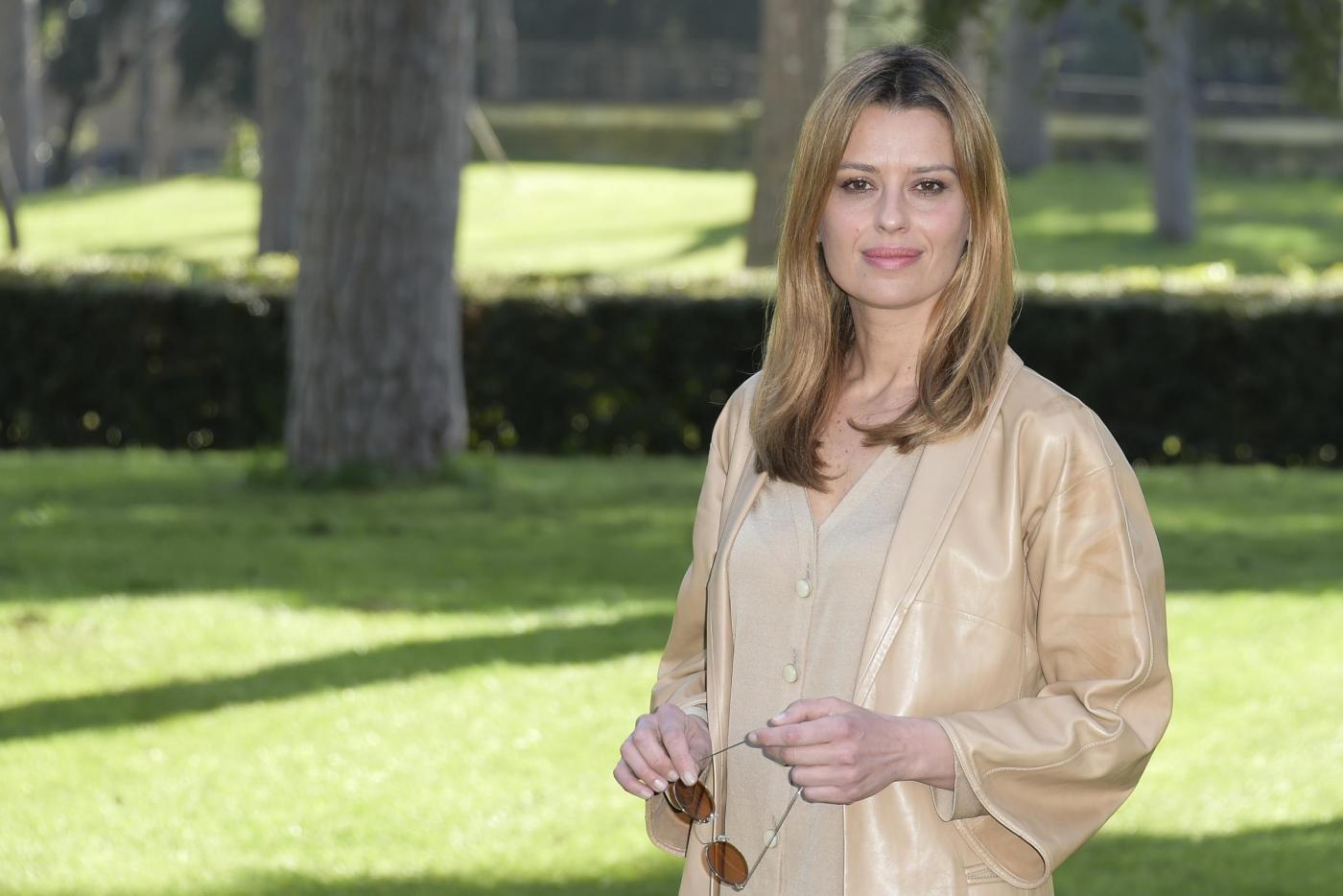 Claudia Pandolfi incinta del secondo figlio: il padre è Marco De Angelis