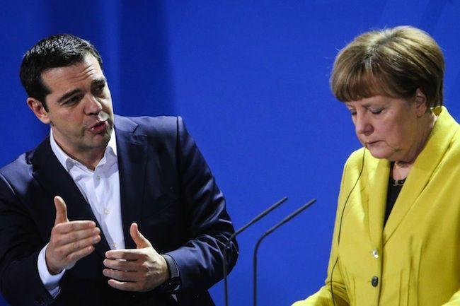 Debito greco con la Germania: Tsipras vuole prima i debiti di guerra