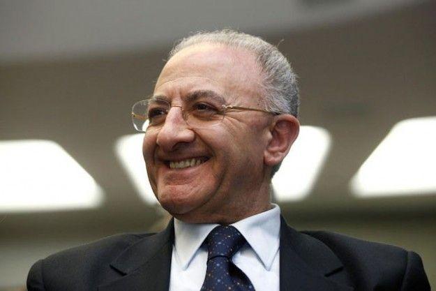Elezioni regionali Campania 2015: vince Vincenzo De Luca