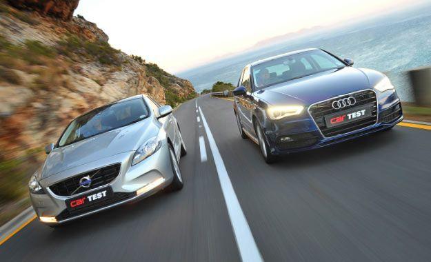 Audi A3 vs Volvo V40: sfida tra la tedesca e la svedese