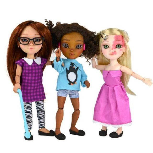 ToyLikeMe: le bambole disabili nate dopo la campagna virale su Facebook