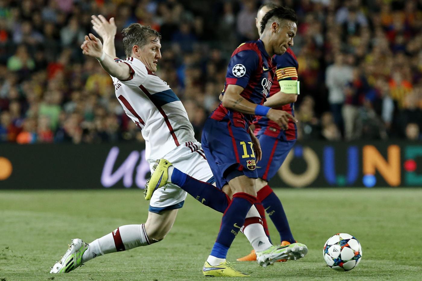 Champions League: Bayern Monaco batte Barcellona 3-2, ma viene eliminato
