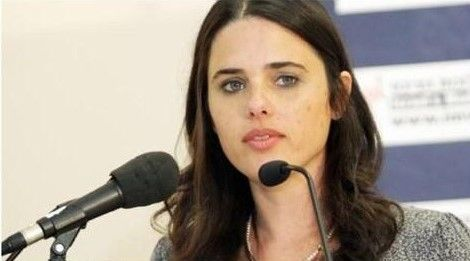 Ayelet Shaked, la giovane e bella nuova Ministra di Israele