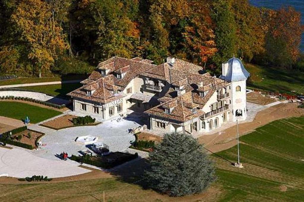 Casa di Schumacher 150x150