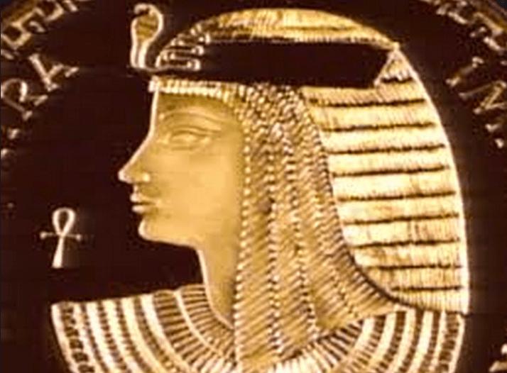Cleopatra Egitto