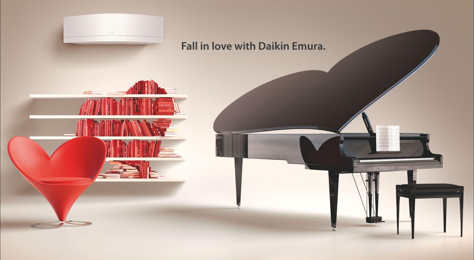 Daikin Emura design