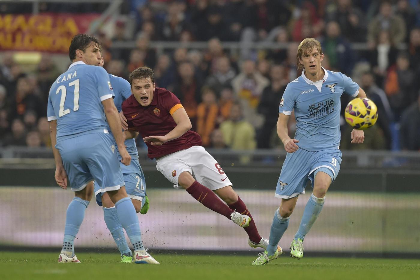 Lazio vs Roma 1-2: il biscotto non s'ha da fare