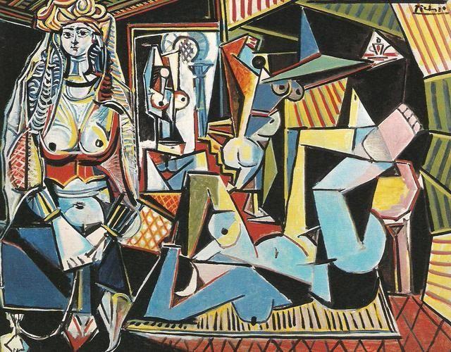 Picasso da record a New York: 'Donne di Algeri' venduto all'asta per oltre 179 milioni di dollari