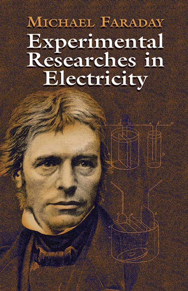 Experimental Researches in Electricity cover