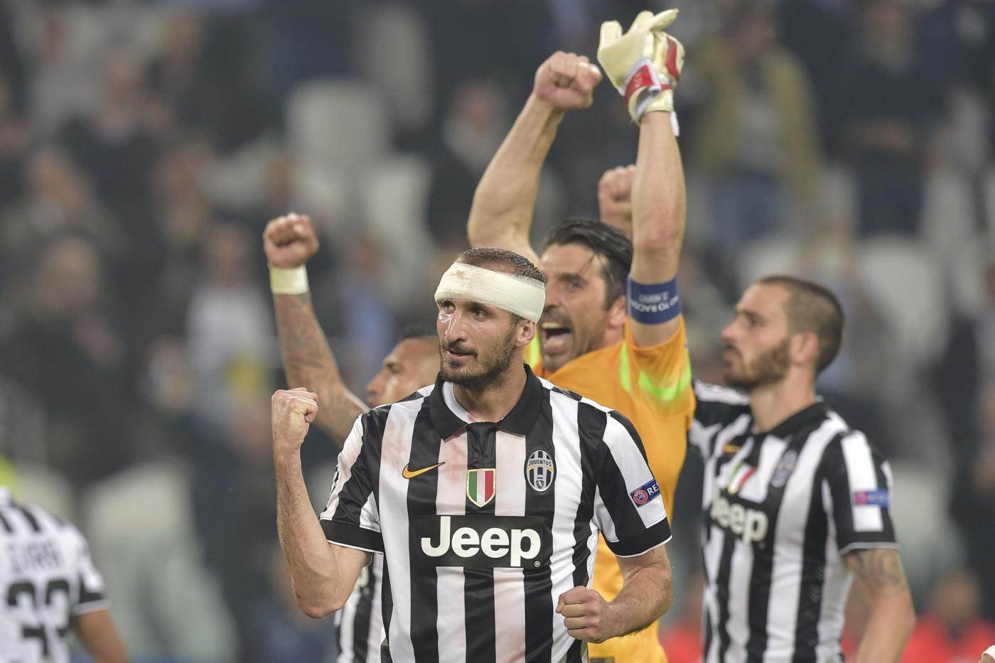 Champions League: Juventus vs Real Madrid 2-1, la finale non è un sogno