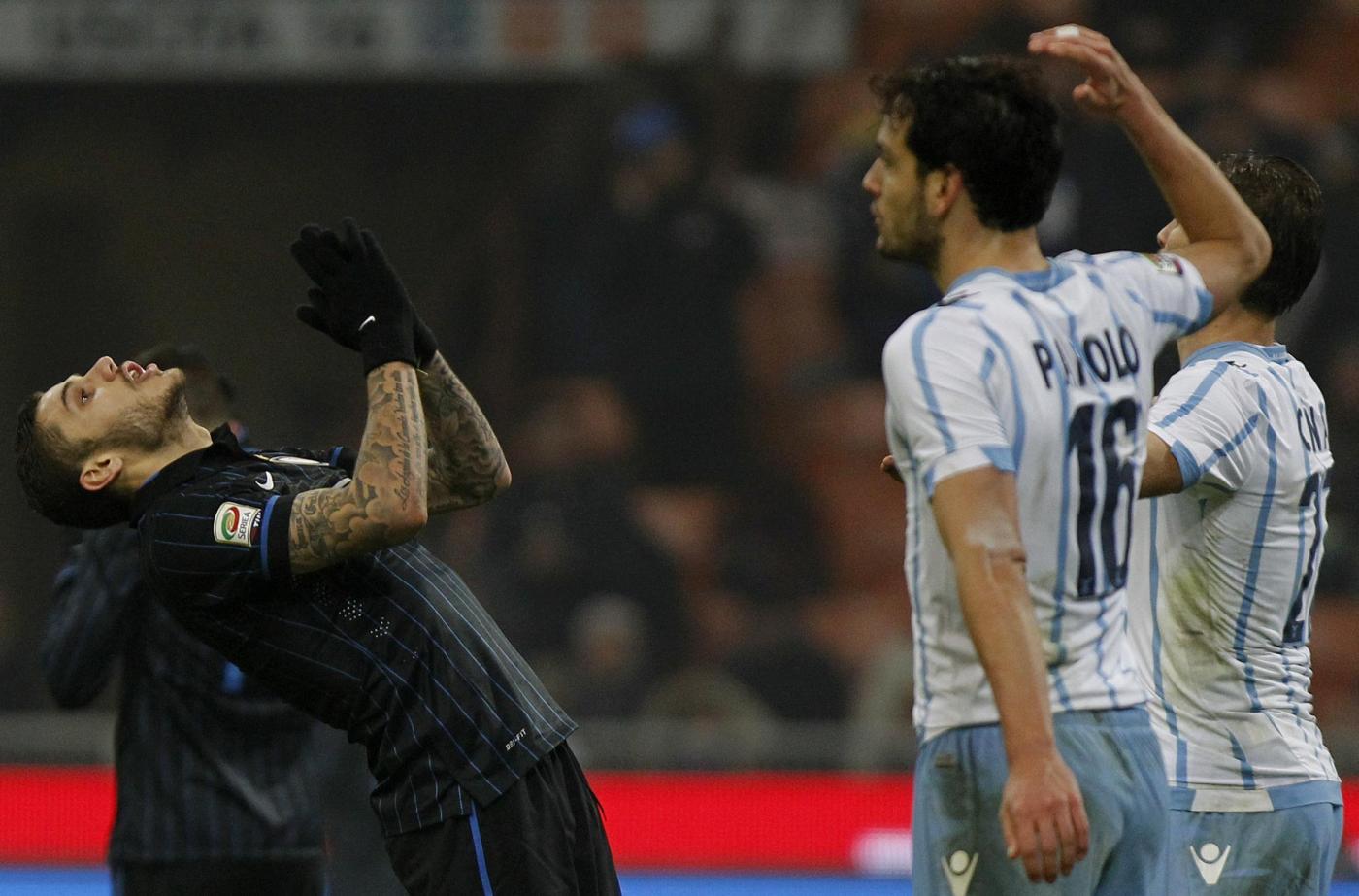 Lazio vs Inter 1-2: la vendetta di Hernanes