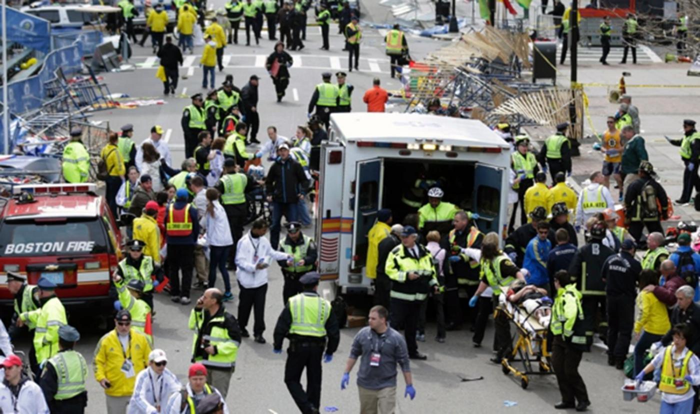 Maratona Boston 2013