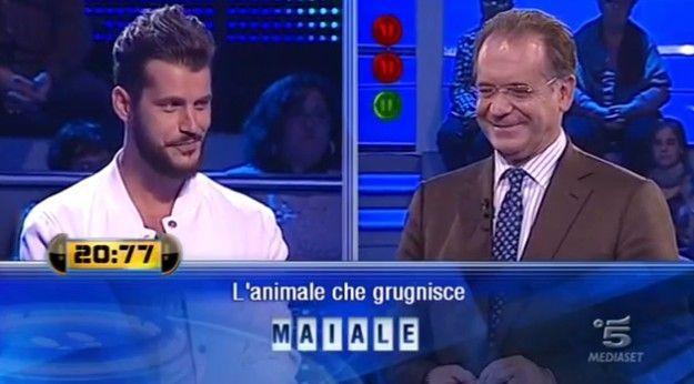 Alessandro Cecchi Paone, gaffe a Caduta Libera: 'Il nome del film? Scusa ma ti voglio aprire'