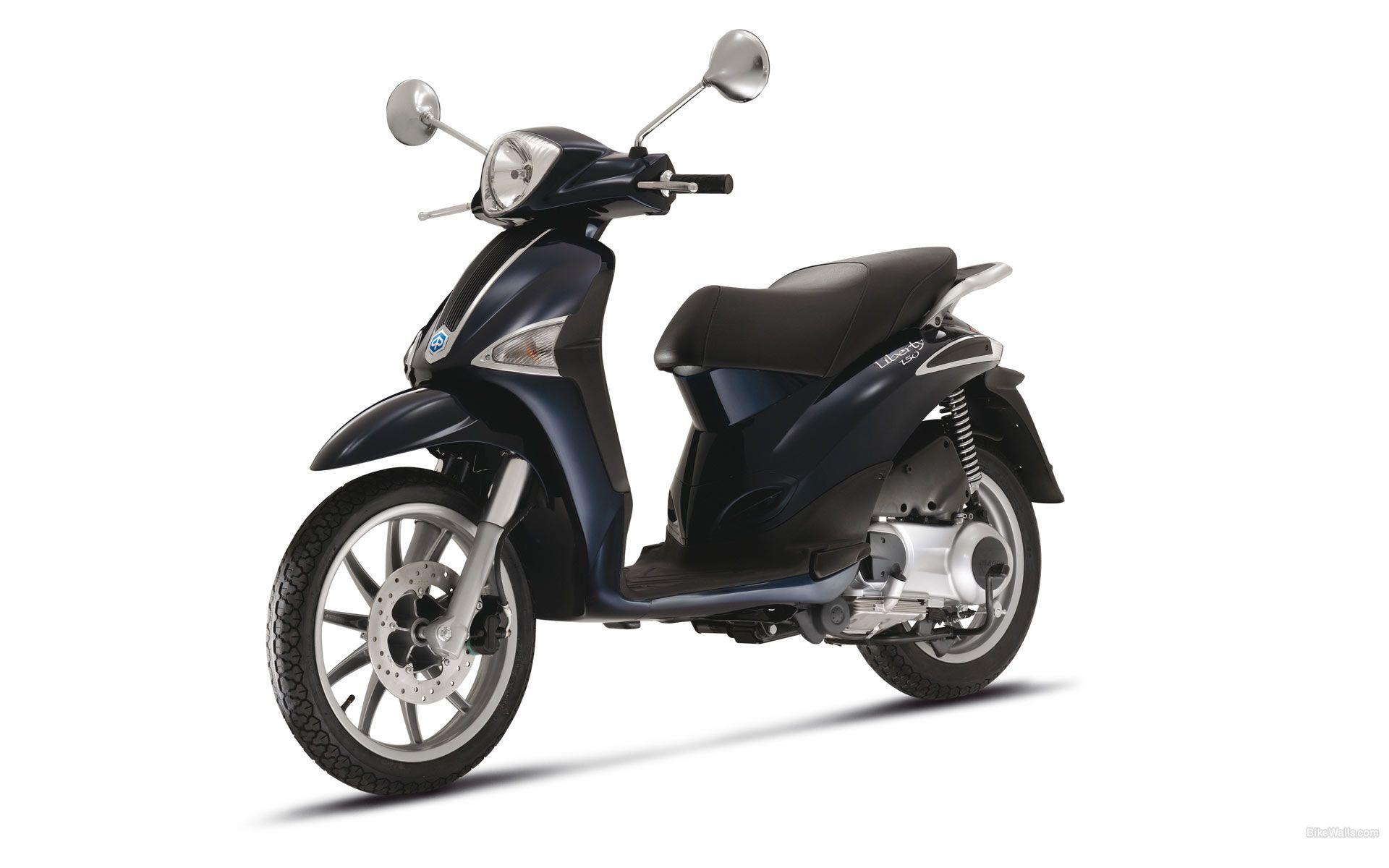 Liberty 125, scheda tecnica e prezzo dello scooter cittadino della Piaggio