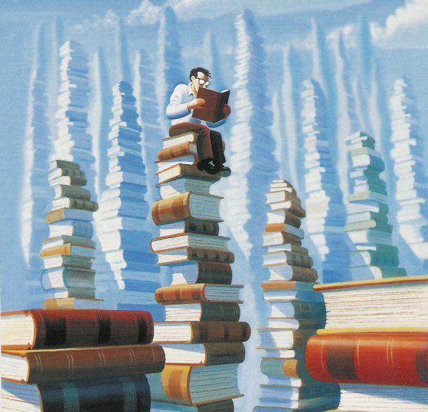 La lista dei 10 libri da leggere prima di morire