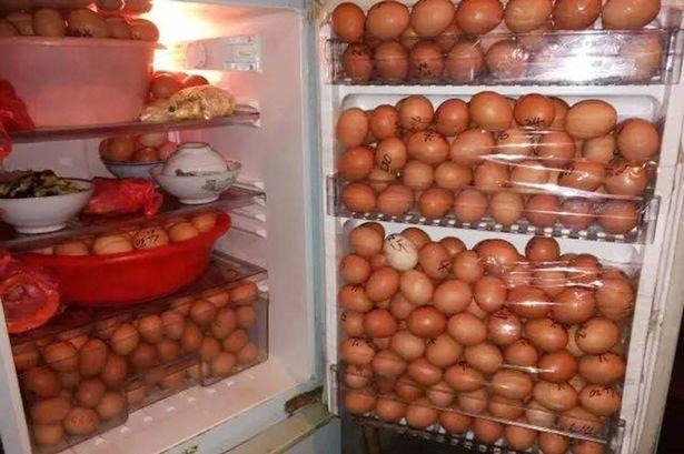 """Ruba mille uova e si giustifica: """"Sono per uso personale"""""""