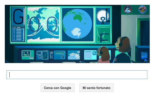 Google Doodle per l'astronauta Sally Ride