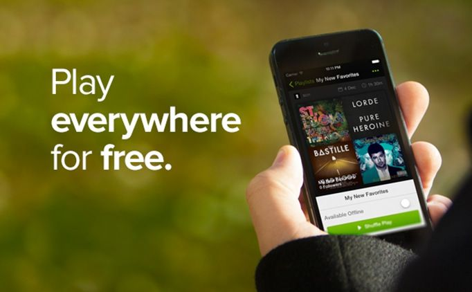 Apple vs Spotify: versione free presto abolita?