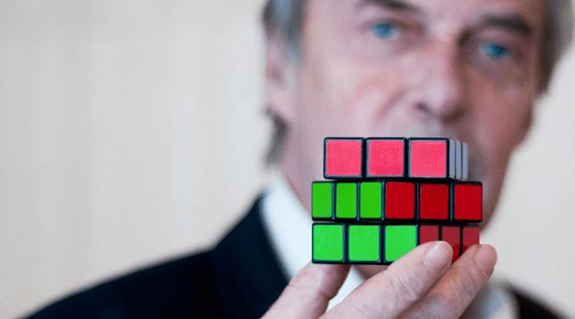 Storia del cubo di Rubik