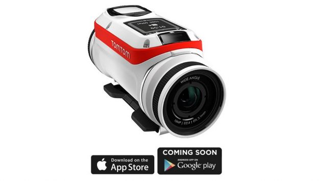 TomTom Bandit: la actioncam che va oltre il GPS