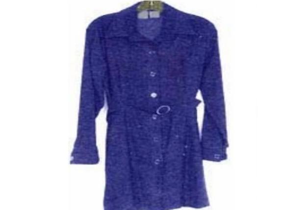 La macchia sul vestito di Monica Lewinsky vale un milione di dollari