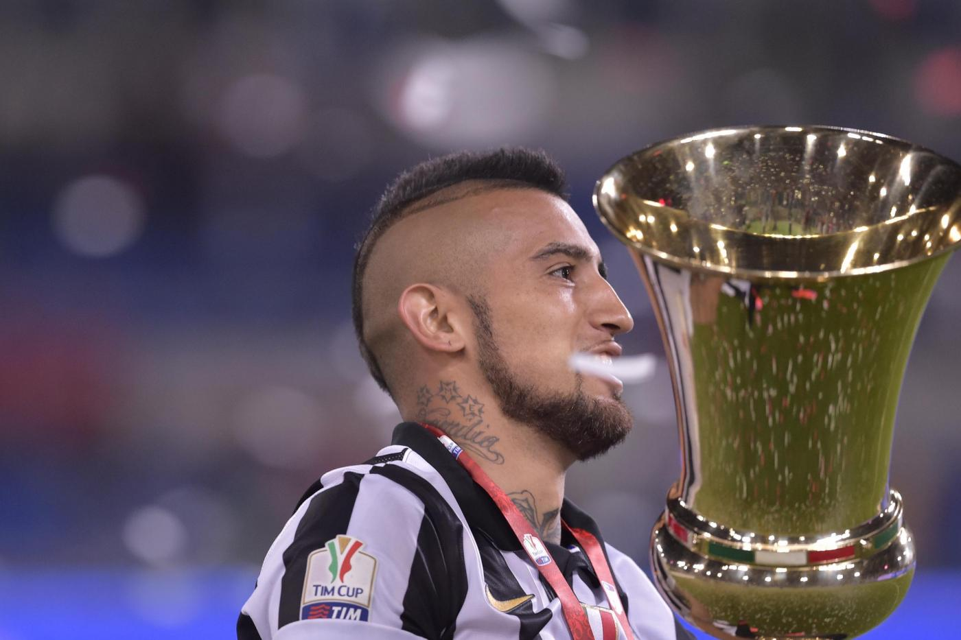 La Juventus vince la Coppa Italia 2015: 2-1 alla Lazio