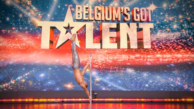 Domenico Vaccaro vince Belgium's Got Talent 2015