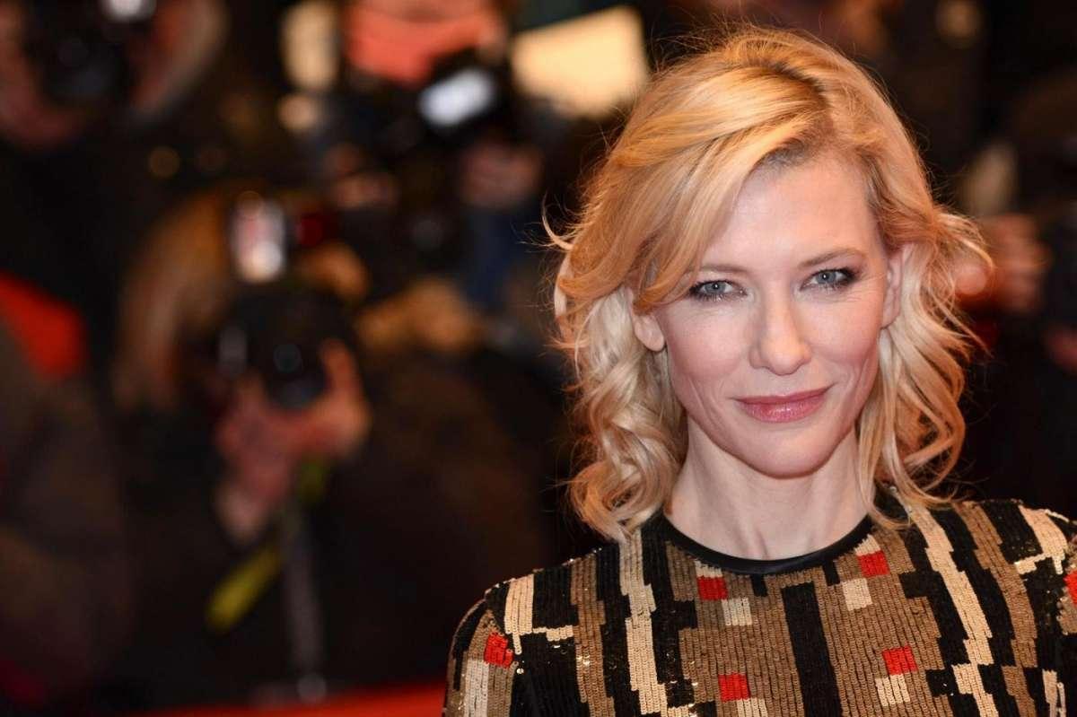 Cate Blanchett fa coming out: 'In passato ho avuto relazioni con molte donne'