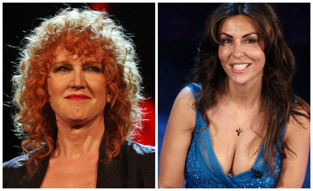 Sabrina Ferilli, gaffe ad Amici: 'Fiorella Mannoia, complimenti per il testo di Quello che le donne non dicono'