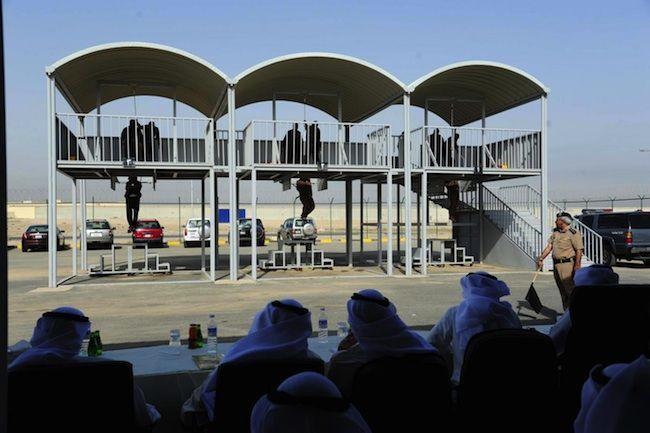 Condanne a morte in Arabia Saudita: servono nuovi boia