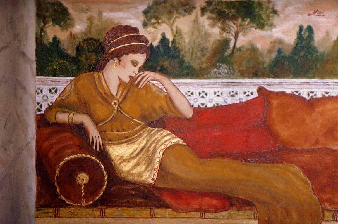 donne famose dellantica roma