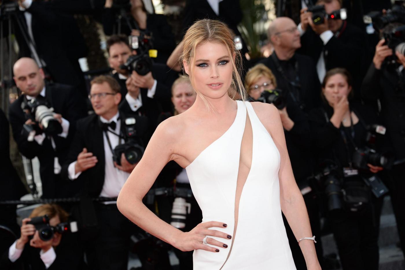 Festival di Cannes 2015 red carpet cerimonia d'apertura